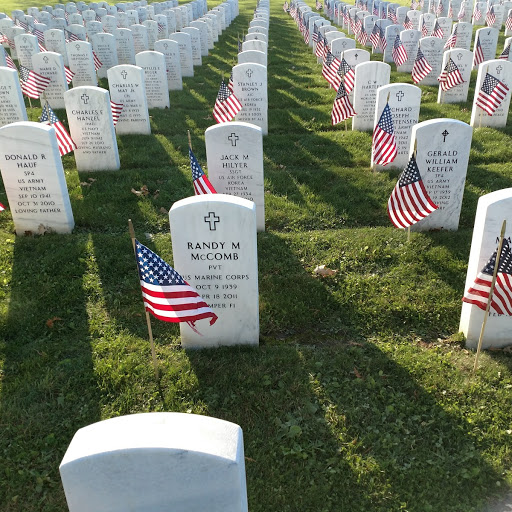 NEVER A GUARANTEE: Leaders past and present reflect on evolution of Sampson Memorial Veterans Cemetery
